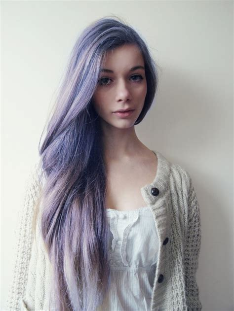 13 Awesome Lavender Hairstyles ? Color inspiration ? StrayHair