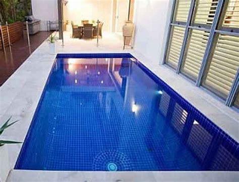 membuat lu led kolam ツ kolam renang minimalis desain terbaru dan modern