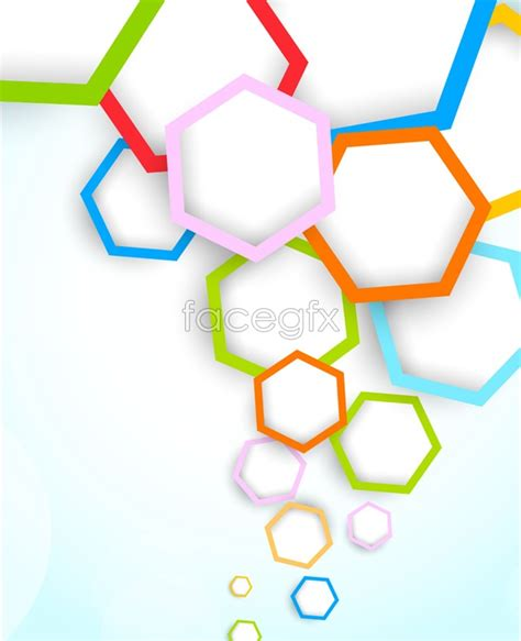 creative background design vector hexagon creative backgrounds vector over millions