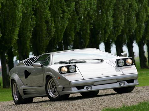 1990 Lamborghini Countach For Sale 1990 Lamborghini Countach Pictures Cargurus