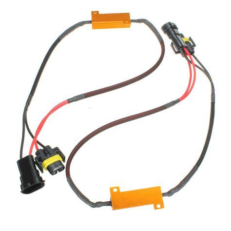 bmw led load resistor 2 x carchet h11 led turn signal load resistor canbus for bmw audi alex nld
