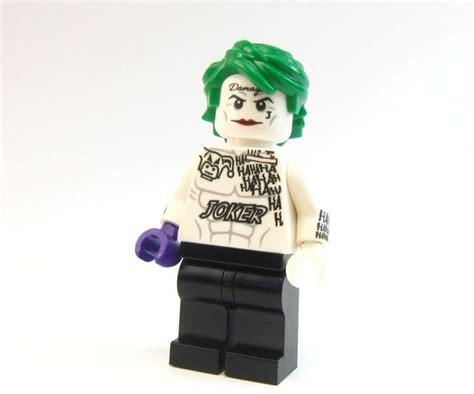 Lego Joker 1 lego custom joker squad batman dc ebay