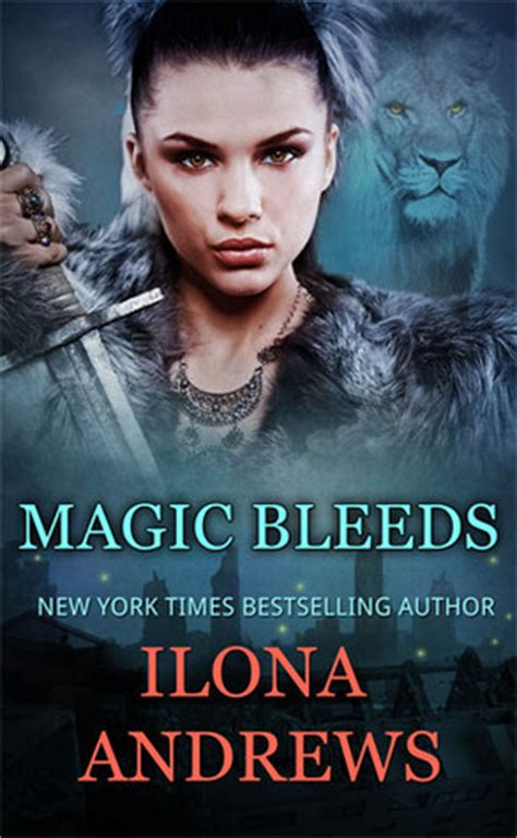 Magic Bleeds Kate magic bleeds kate 4 by ilona
