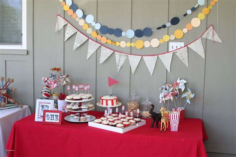 birthday decoration ideas at home for boy 1st birthday party simple decorations at home best of 1st