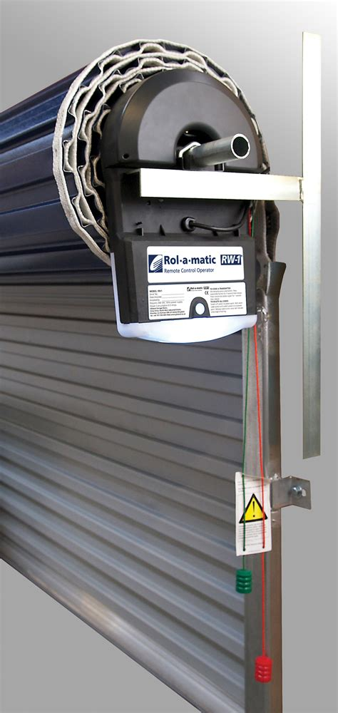 electric door gliderol electric mini roller door uk made roller garage door