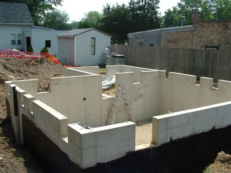 poured concrete homes construction news poured concrete walls basement foundation issues in cherry hill nj 08003