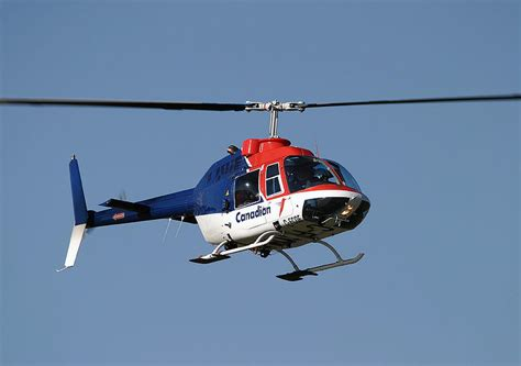 Helicopter Bell 206 Bell 206 B3 Jetranger Helicopter