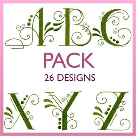 design font pack download free embroidery font downloads cute embroidery designs