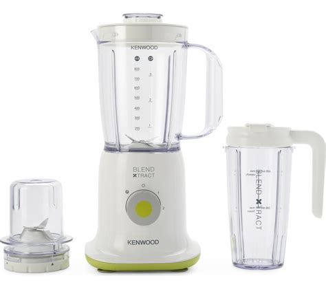 Blender Trisonic 3 In 1 buy kenwood blend xtract 3 in 1 bl237 blender white