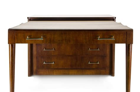 Expandable Console Dining Table Coocoou27 Expandable Dining Table Chest Console C 1950