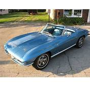 1966 Corvette Convertible