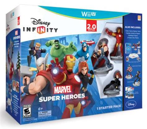 disney infinity wii u 2 player disney infinity 2 0 edition wii u bundle disney