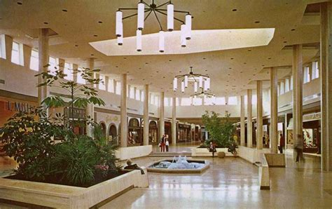 layout of somerset mall vintage photos of lost shopping malls of the 50s 60s