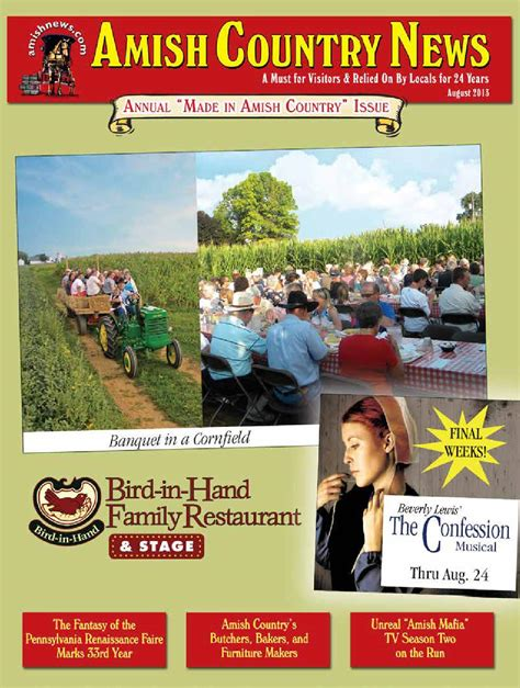 august 2013 j w news issuu amish country news august 2013 by amish country news