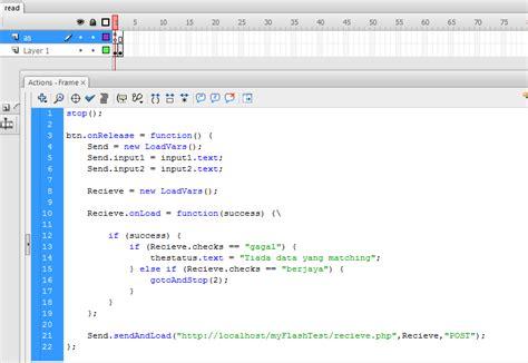 tutorial flash database cakap merah tutorial how can flash read data from