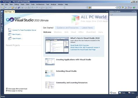 Software Vs Vb 2010 Ultimate visual studio 2010 ultimate review all pc world