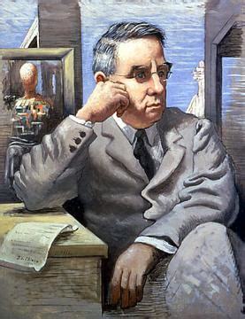 Johny Barnes File Barnes Portrait By De Chirico Jpg Wikipedia