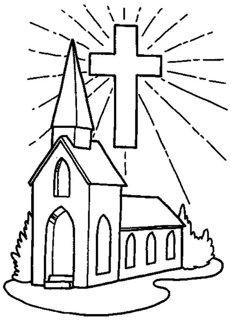 Drawing Church Coloring Pages Drawing Church Coloring Coloring Pages For Church