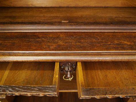 kredenz rätsel kredenz buffet schrank zierschrank gr 252 nderzeit um 1880 aus