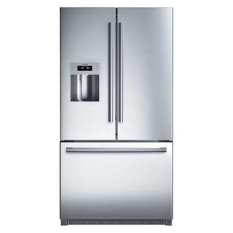 Sears Door Refrigerators by Bosch B26ft70sns 25 9 Cu Ft Door Bottom