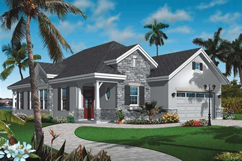 mediterranean bungalow house plans home design dd 3248