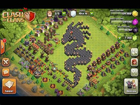 desain jaket clash of clans desain kreatif base dragon clash of clans wallpaper