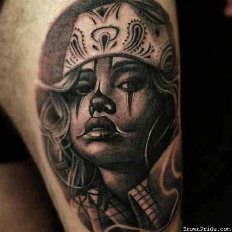 chola tattoo pin imagenes cholas cholos ajilbabcom portal on