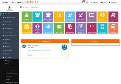 best management school it vision web software technology