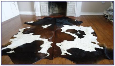 Cowhide Rugs Toronto - grey cowhide rug toronto rugs home design ideas
