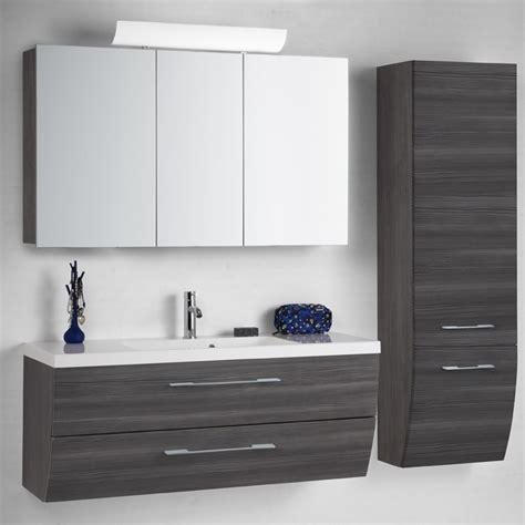 spiegelschrank waschtisch scanbad rumba waschtisch set 120 mit spiegelschrank