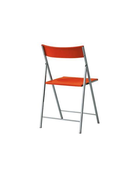 sedie acciaio sedia pieghevole in acciaio verniciato e polipropilene