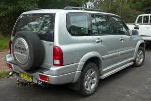 2003 Suzuki Grand Vitara Xl7 File 2001 2003 Suzuki Grand Vitara Xl 7 Ja Wagon 2010