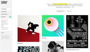 cargo collective templates 5 alternative portfolio to make you stand out creative bloq