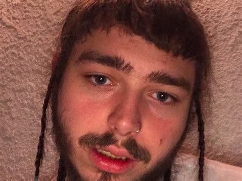 with 2017 around the corner post malone promises new