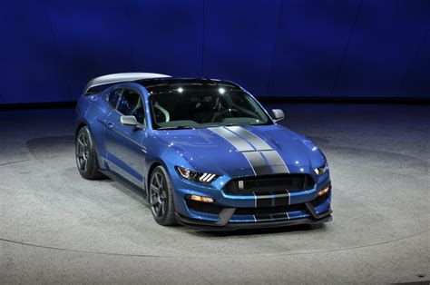 ordering guide for ford mustang shelby gt350 gt350r leaked