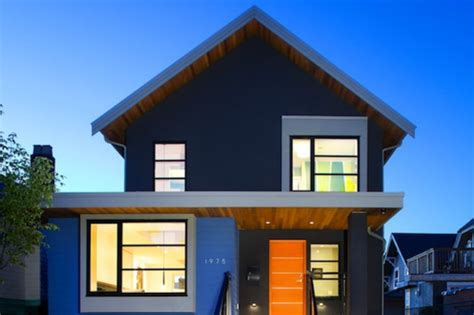 vancouver renovation turns a 50 s bungalow into a modern efficient home inhabitat green