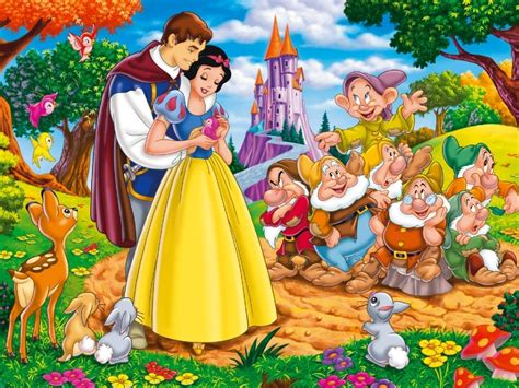 snow white and the seven dwarfs snow white and the seven dwarfs wallpaper snow white and