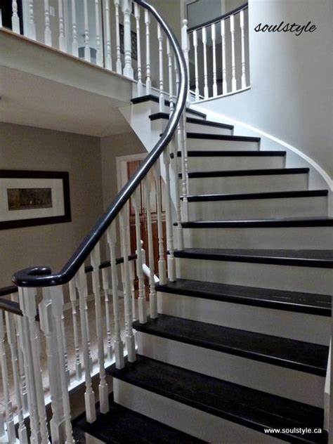 images  black  white stair ideas