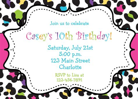 Free Printable Birthday Invitations Templates by Free Printable Bowling Invitation Templates