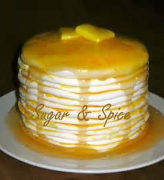 pfannkuchen kuchen sugar spice cake shop pancake cake