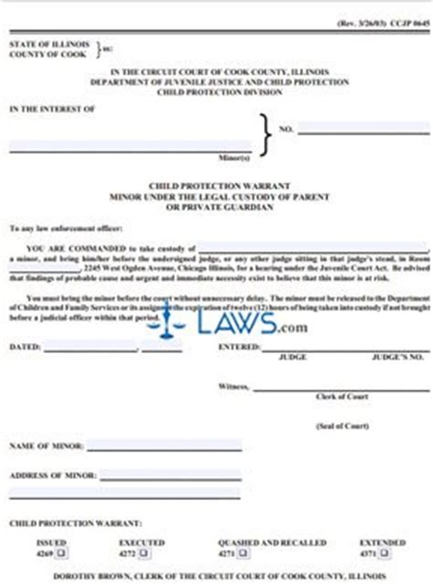 texas boat registration instructions form ccjp0645 child protection warrant minor under the