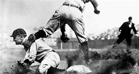 ty cobb swing ty cobb s hitting tips be a better hitter