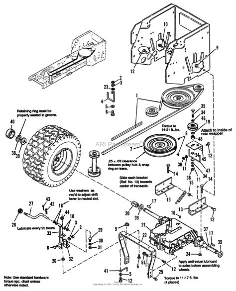 tractor simplicity wiring diagram 1693329 wiring