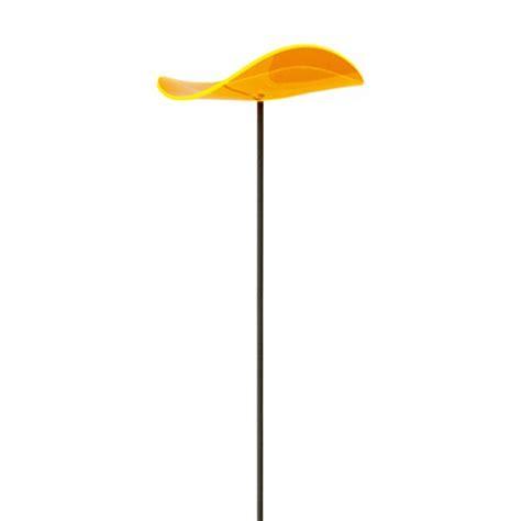 gartendeko leuchtende scheiben cazador sol 174 uno 1er set gelb f 252 r den garten
