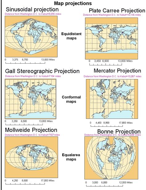 world atlas of breeds world map projections maps expedition earth different map projections of the world