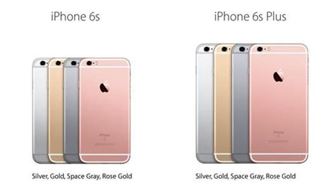 iphone 6s colors iphone savior the new colors of iphone 6s and 6s plus
