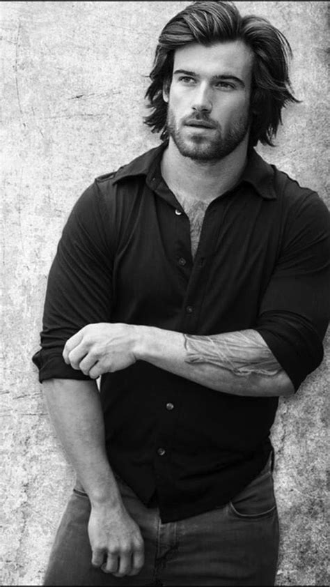 how to grow out boys hair best 25 long hairstyles for men ideas on pinterest mens