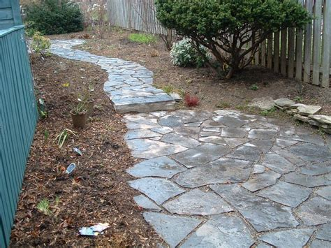 Design Ideas For Flagstone Walkways 21 Best Flagstone Paths Walkways Images On Pinterest Pathways Flagstone Walkway And Catwalks