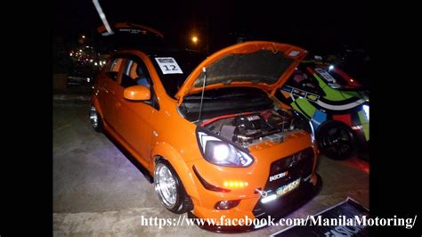 mitsubishi mirage hatchback modified modified mitsubishi mirage g4 hatch at beast from the east