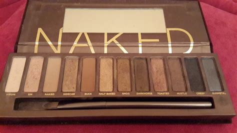 Stok Ready Make Up Eyeshadow 4 Decay all things makeup guest post decay palette the one